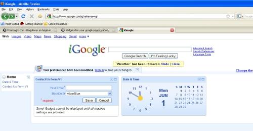 GoogleGadget2