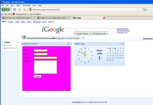 GoogleGadget4
