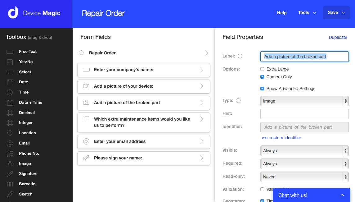 Form Generator Best Online Web Form Builders Tips And Tricks