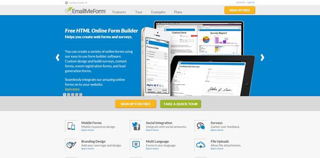 best drag and drop online web form builder you should try – Best ...