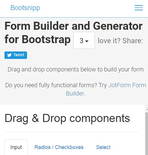 best drag and drop online web form builder you should try