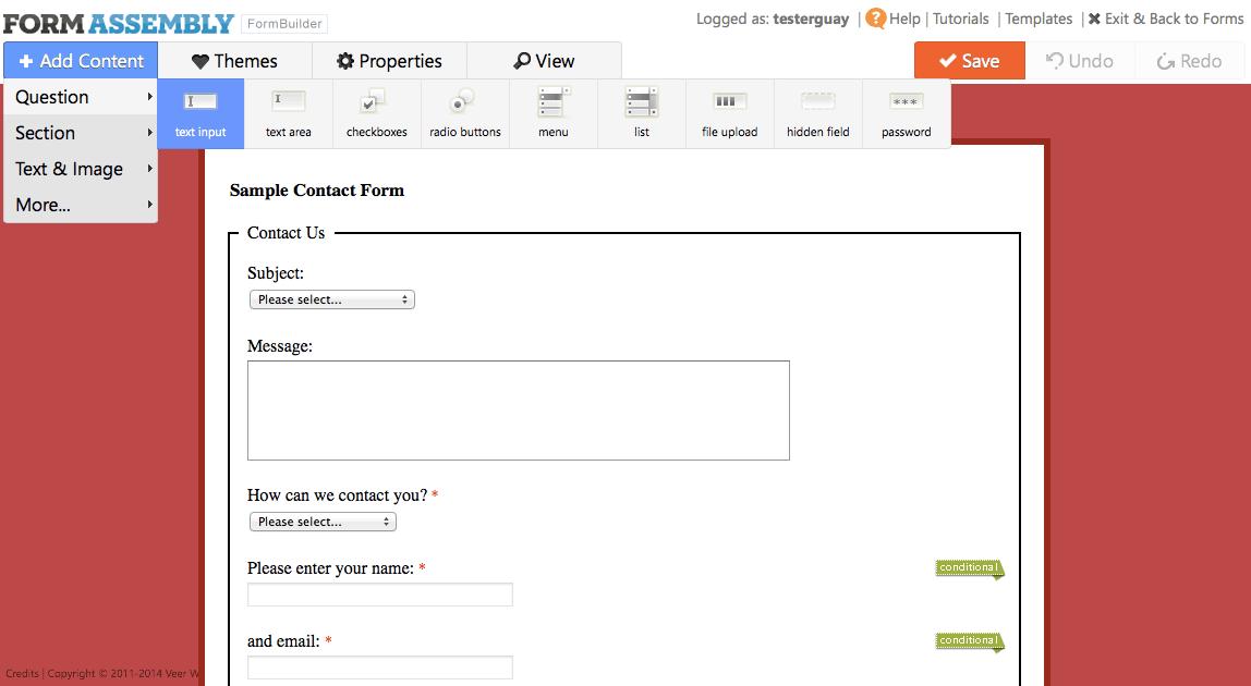 formassembly – Best online web form builders Tips and Tricks